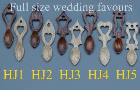 small welsh love spoons