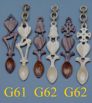 welsh love spoons s1