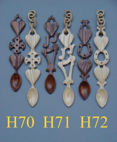 love spoons sizes