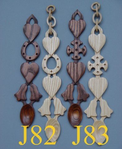 welsh love spoons sizes p1